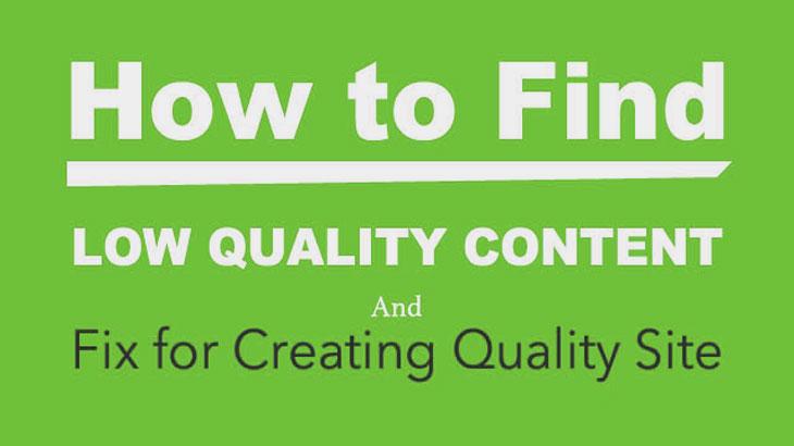 Fix low quality web page