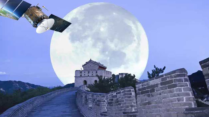 artificial moon china 2020