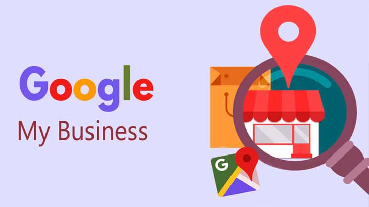 google my business for website
