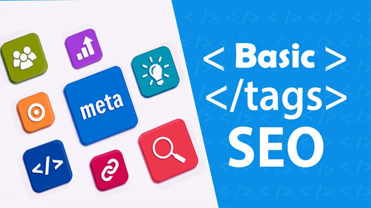basic html seo tags