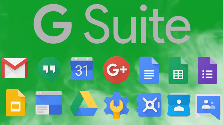 g suite business email