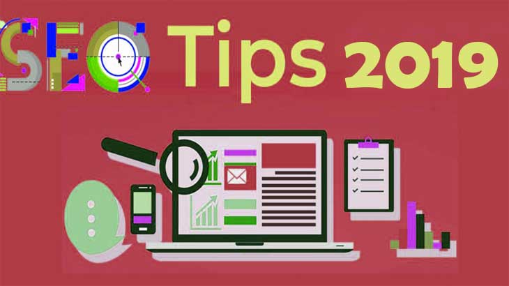 seo tips for website 2019