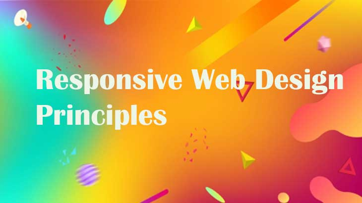 principles of responsive web design